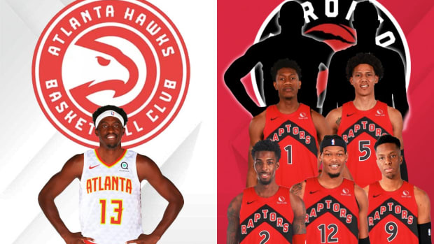 NBA Rumors: Atlanta Hawks Could Acquire Pascal Siakam For 5 Players And Two Picks