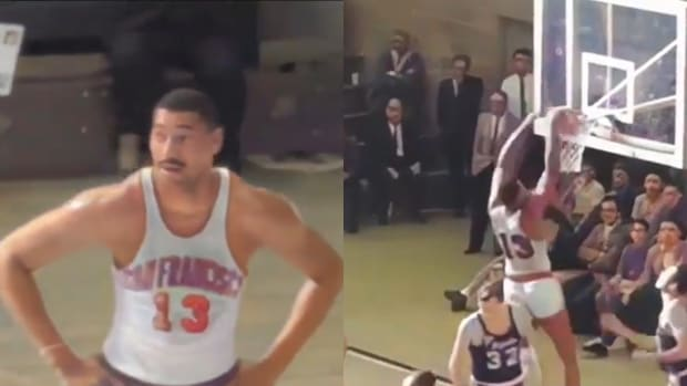 4K Footage Of Wilt Chamberlain Gets Colorized And Reframed And Shows Just How Dominant He Was During His Prime
