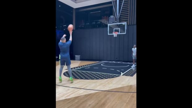 Drake Shows A Much Improved Jump Shot After Training With Lethal Shooter