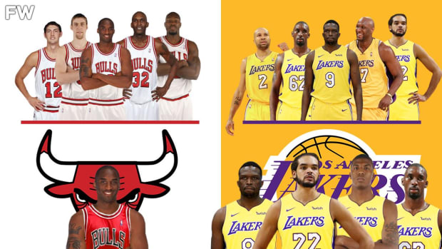 The Blockbuster Trade The Los Angeles Lakers Rejected: Kobe Bryant Almost Played For The Bulls