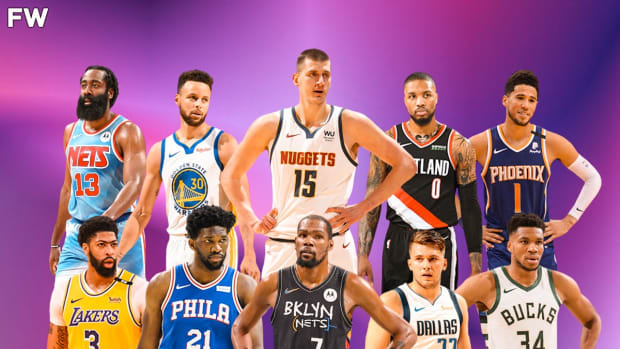 10 Biggest Favorites For The 2021-2022 NBA MVP Award: Kevin Durant And Luka Doncic Have The Biggest Chances To Win