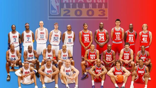 2003 NBA All-Star: Michael Jordan's Last All-Star Game, Kobe Bryant And Kevin Garnett Lead The West