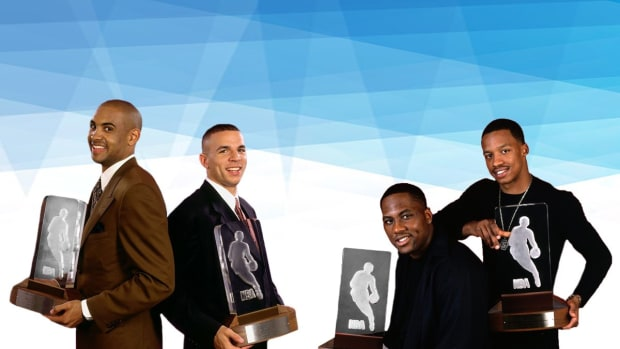 The Only 3 Co-Rookies Winners In NBA History: Jason Kidd And Grant Hill, Elton Brand And Steve Francis Are The Last In Modern Era
