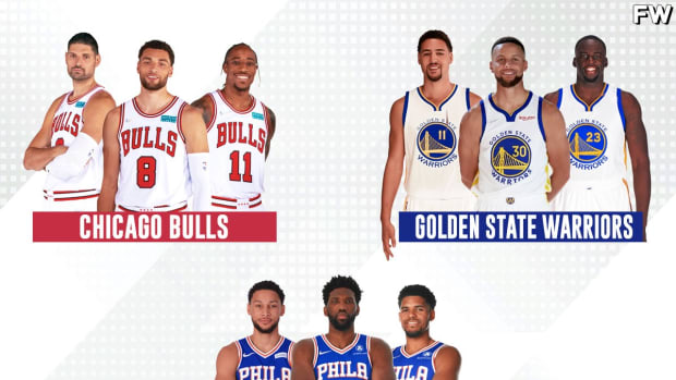 6 Teams That Could Make Or Miss The Playoff Next Season: Warriors Look Dangerous, Sixers Could Collapse In The Regular Season