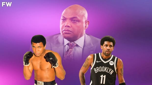 """Charles Barkley: """"Don't Ever Compare Anybody To Ali. Ali Went Three Years Without Boxing When He Was The Highest-Paid Athlete In The World."""""""
