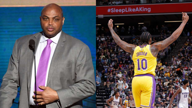 """Charles Barkley Roasts DeAndre Jordan For Demanding A Free Throw: """"DeAndre Jordan Is Complaining That He Got Fouled Like He Was Going To Make The Free Throw."""""""
