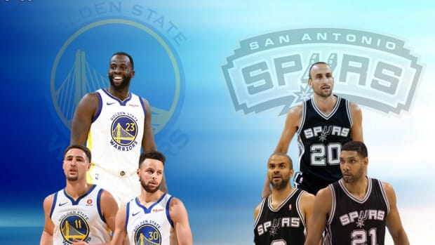 """Klay Thompson Says He Wants To Play His Whole Career With Steph Curry And Draymond Green Like Tim Duncan, Manu Ginobili, And Tony Parker: """"It's Rare To Have Continuity Like That In Pro Sports So I Don't Take It For Granted."""""""
