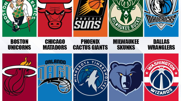 10 NBA Teams That Almost Had Different Names: From Chicago Matadors To Boston Unicorns