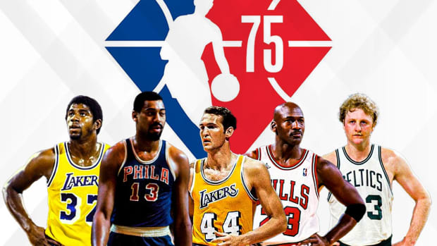 The Second 25 Members Of The All-Time NBA 75 Revealed: Michael Jordan, Larry Bird, Magic Johnson Join This Legendary List