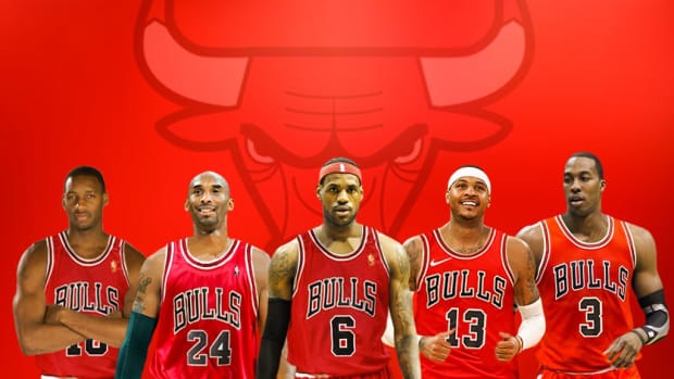5 NBA Superstars That Almost Played For The Chicago Bulls: LeBron James And Kobe Bryant Could Have Brought More Championships