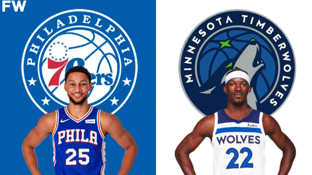 The Difference Between Ben Simmons And Jimmy Butler: One Walks Out Of Practice To Ask A Trade, The Other Beat Starters With The 3rd Squad