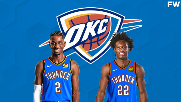 NBA Rumors: Oklahoma City Thunder Want To Sign Collin Sexton And Create A Duo With Shai-Gilgeous Alexander