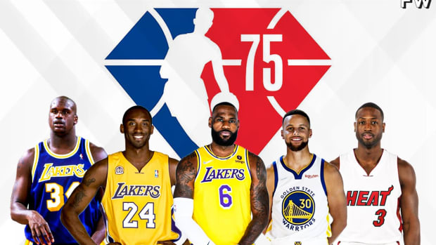 The Last 25 Members Of The All-Time NBA 75 Revealed: LeBron James, Kobe Bryant, And Stephen Curry Have Been Selected