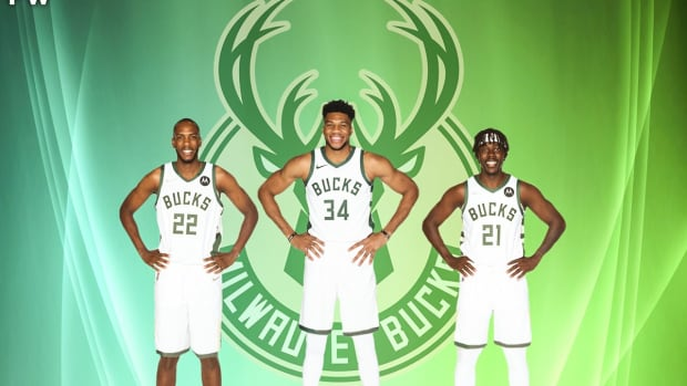 5 Reasons Why The Milwaukee Bucks Are The Best Team In The NBA