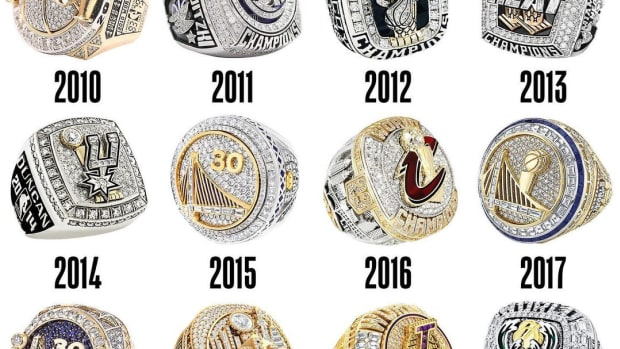 """NBA Fans Debate Which NBA Ring Is The Best: """"Raptors Ring Is Still Unmatched"""""""
