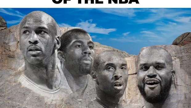 Shaquille O'Neal Shares NBA Mt. Rushmore Pic Without LeBron James: Jordan, Magic, Kobe And Shaq