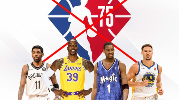 The Biggest Snubs From The 'NBA 75' List: Kyrie Irving, Dwight Howard, Tracy McGrady, Klay Thompson, And More