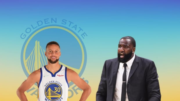 """NBA Fans React To Kendrick Perkins Bizarrely Saying He Is Jealous Of Steph Curry: """"I Can't Stand That Light Skin Dude With The Green Eyes!!"""""""