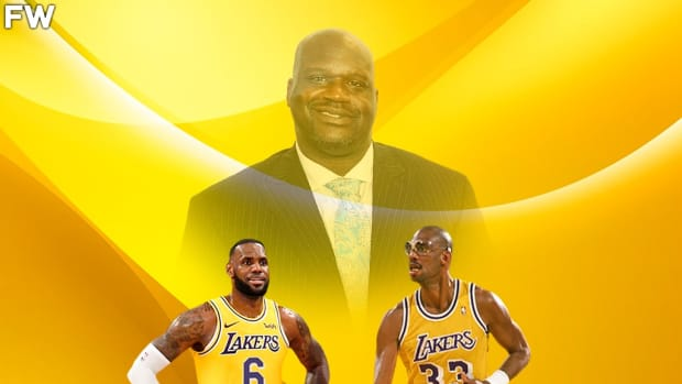 Shaquille O'Neal Says LeBron James Can Become The GOAT If He Surpasses Kareem Abdul-Jabbar On The All-Time Scoring List
