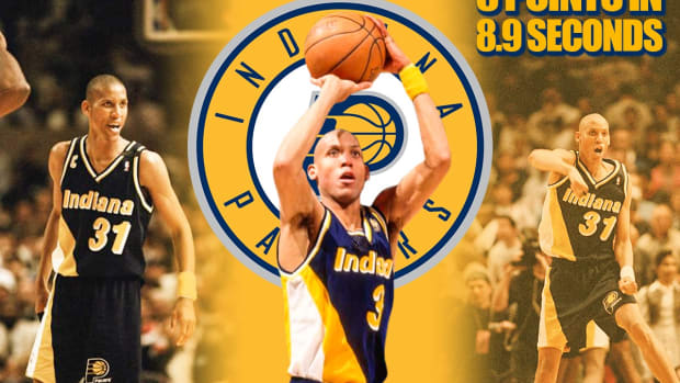 Reggie Miller: The Truth Behind 8 Points In 8.9 Seconds