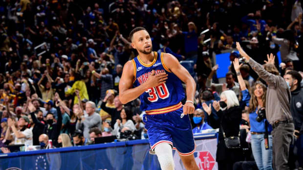Stephen Curry Is Counting Non-Swishes As Missed Shots In Practice To Improve His Accuracy