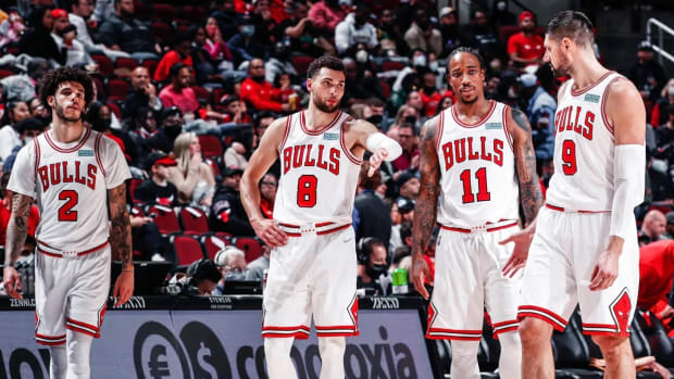 """Zach LaVine On The 2021/22 Bulls: """"This Is The Most Excited I've Been Playing Basketball."""""""