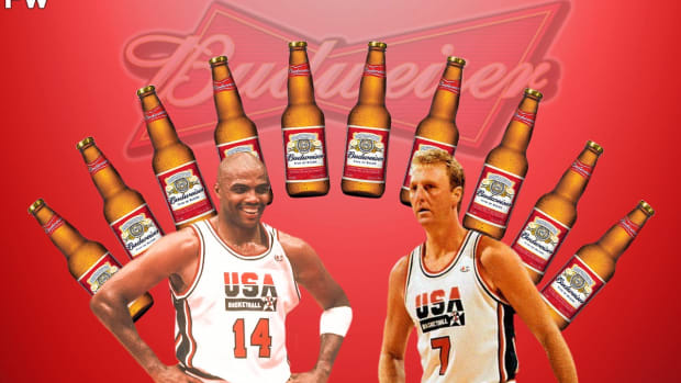 """Charles Barkley On Drinking Beer With Larry Bird On 1992 Team USA: """"My Head Hurt For Like Two Days"""""""