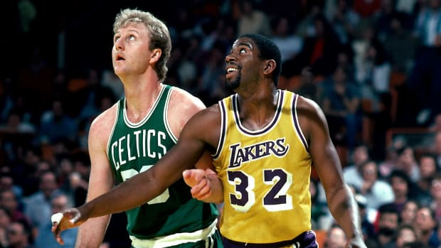 """Charles Barkley Says Magic Johnson And Larry Bird Are Two Most Important Figures In NBA History: """"They Saved The League"""""""