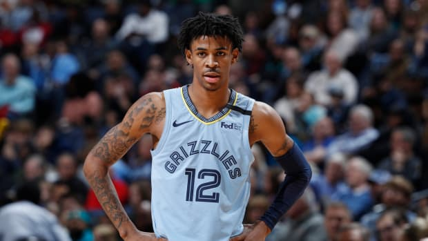 NBA Fans Called Out Ja Morant After He Posted A Tweet Right After Losing A Close Game Against The Lakers