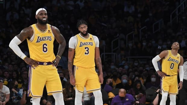 """Rob Pelinka On 2021-22 Lakers: """"The Greatest Basketball Talent Ever Assembled."""""""