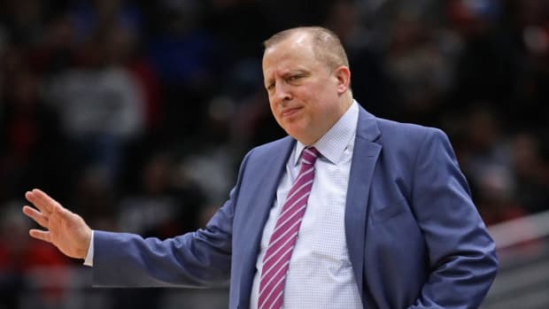 """Tom Thibodeau Once Canceled His Wedding To Focus On Basketball: """"There's No Room In My Life For A Woman If I'm Going To Be A Basketball Coach."""""""