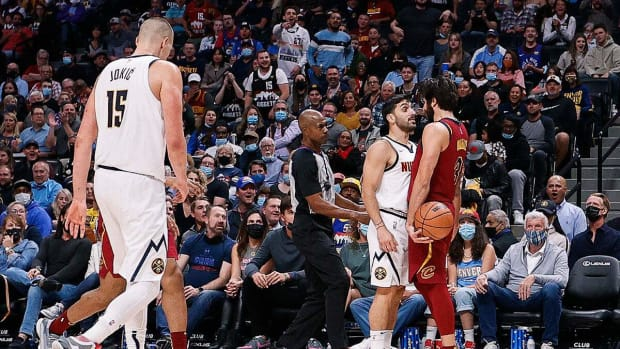 """Kevin Love On The Ricky Rubio vs. Facundo Campazzo Beef: """"That Was Funny, That Would've Been One Of The Worst Fights I've Ever Seen In My Life"""""""