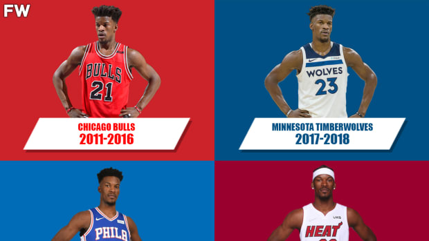 Breaking Down Jimmy Butler's Career: From Underdog To One Of The Best Players In The NBA