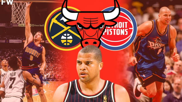 The Unlikely Rise And Fall Of A Former NBA Champ Gone Rogue: The Bison Dele Story
