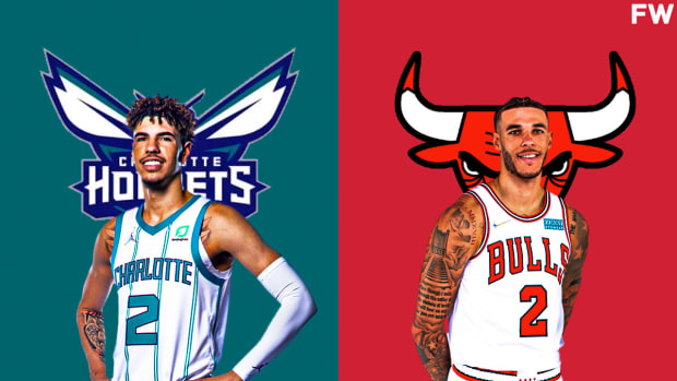 The Ball Brothers Are Ruling The NBA: Chicago And Charlotte Are The Top Seeds In The East