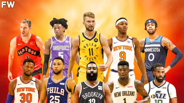 Ranking The 10 Best Left-Handed NBA Players This Season