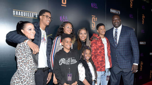 """Shaquille O'Neal Teaching His Kids The Value Of Work And Education: """"We Ain't Rich, I'm Rich."""""""
