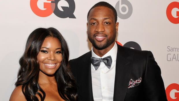 Dwyane Wade And Gabrielle Union Share Topless Pics On Instagram