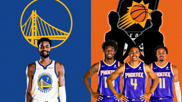 NBA Rumors: Warriors Can Land Deandre Ayton For 3 Young Players And 2 Draft PicksDraft SharePreviewPublish