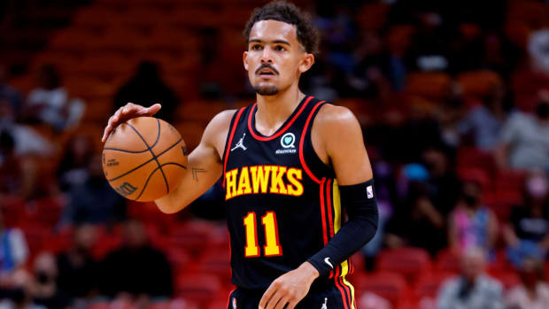 """Trae Young On Not Receiving Many Foul Calls: I Know How To Score Without Shooting Free Throws, But At The Same Time I Know I'm Getting Fouled A Lot More Than I'm"""""""