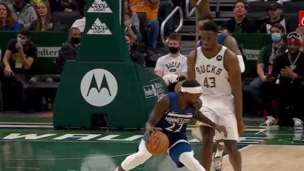 Patrick Beverley Gets Punished With New Offensive Foul Rule After Crashing With Rival On Purpose