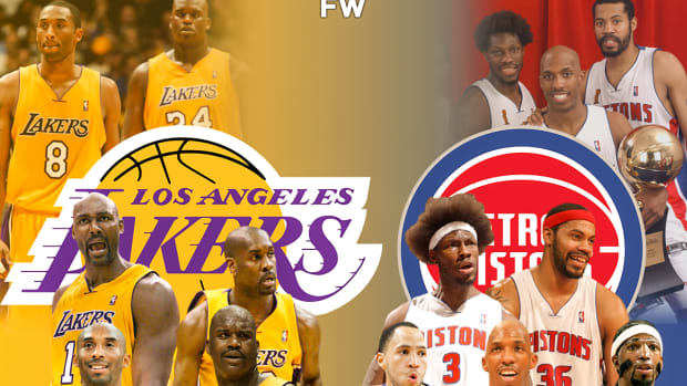 The Story Of 2004 Los Angeles Lakers Superteam And Why They Didn't Succeed