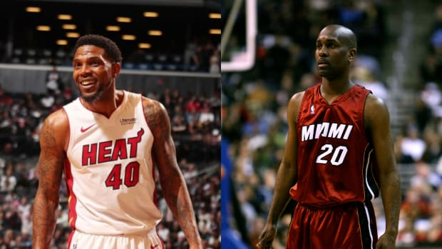"""Udonis Haslem Reveals His Worst Fight With A Teammate: """"Me And Gary Payton Got Into It At Practice. We Started Arguing And Gary Went And Got A Broomstick!"""""""