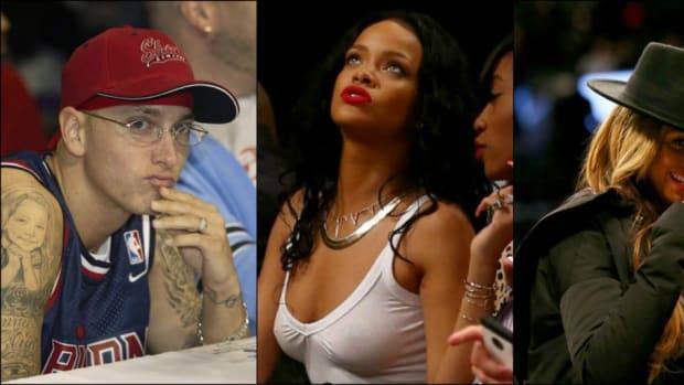 nba most famous fans