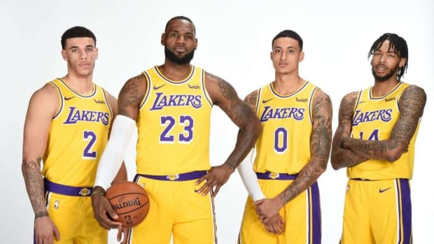 Stephen A. Smith Says That Only LeBron, Kuzma And Hart Should Be Safe From Being Traded