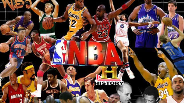 NBA College All-Time Greats