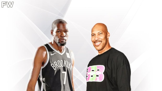 """Kevin Durant And LaVar Ball Arguing About Pressing In The NBA: 'You Could Be The Most Athletic Sucker In The World, If You Ain't Got No Wind, I'm Gonna Tear Your S**t."""""""