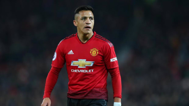 Alexis Sanchez May Leave Manchester United Amid Juventus' Interest