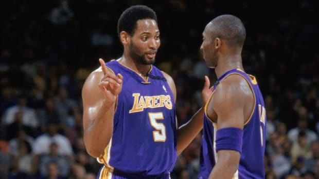 """Robert Horry: """"Rookie Kobe Made Everyone On Our Team Better"""""""