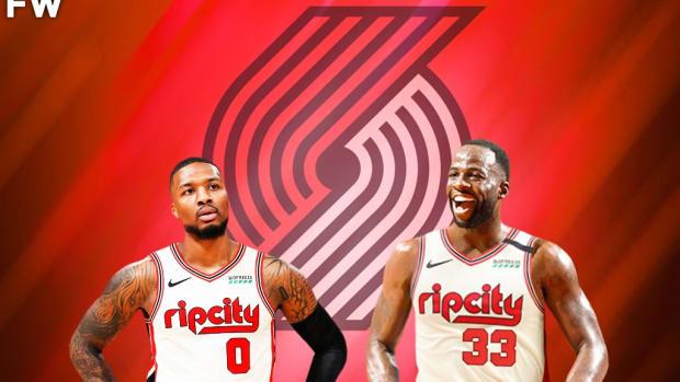 NBA Rumors: Damian Lillard Wants To Play With Draymond Green In Portland